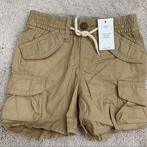 NWT Gap Baby Boy Cargo Shorts